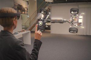 HoloLens开发小样