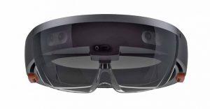 全息眼镜HoloLens