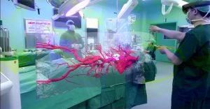 MR混合现实技术在手术中的应用