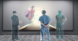 混合现实在医学领域的应用
