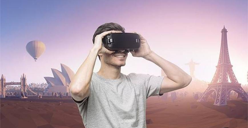 AR、VR、MR场景的应用