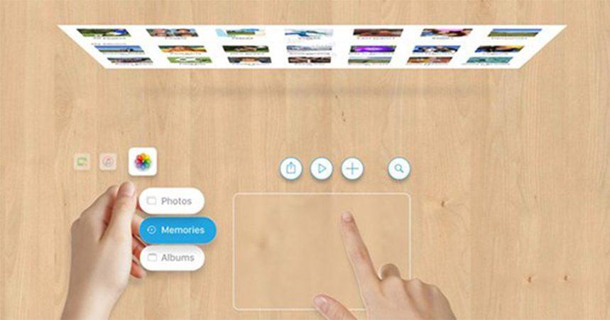 MR场景中的UI/UX设计