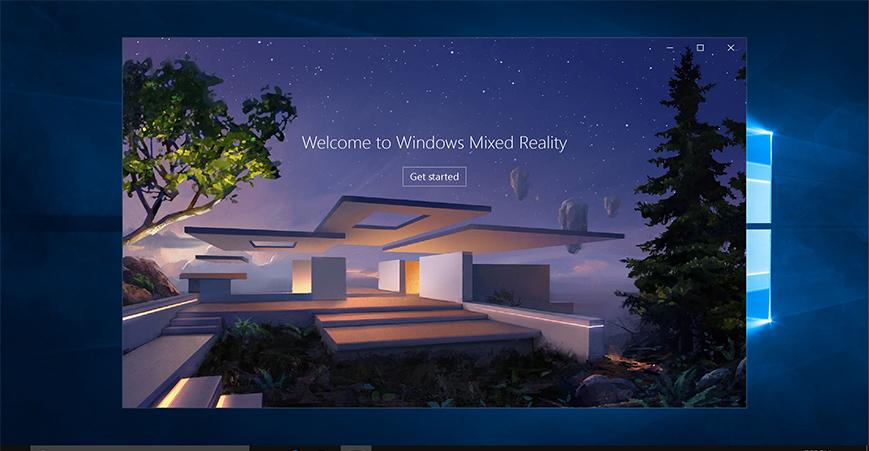 Windows 混合现实