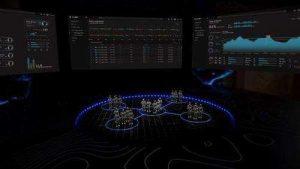 模拟战斗指挥系统