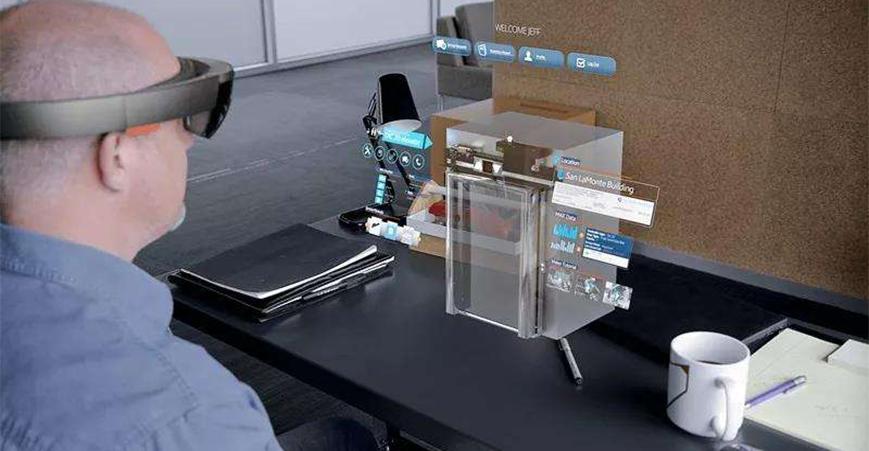 HoloLens工业应用