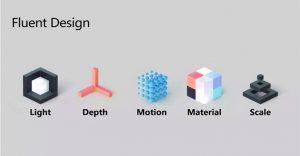 UI组件-Fluent Design