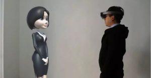 HoloLens与微软认知服务结合的场景设想及解析