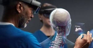 HoloLens 2 智慧医疗