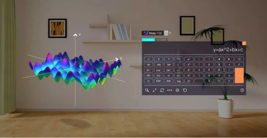 HoloLens免费教学应用推荐