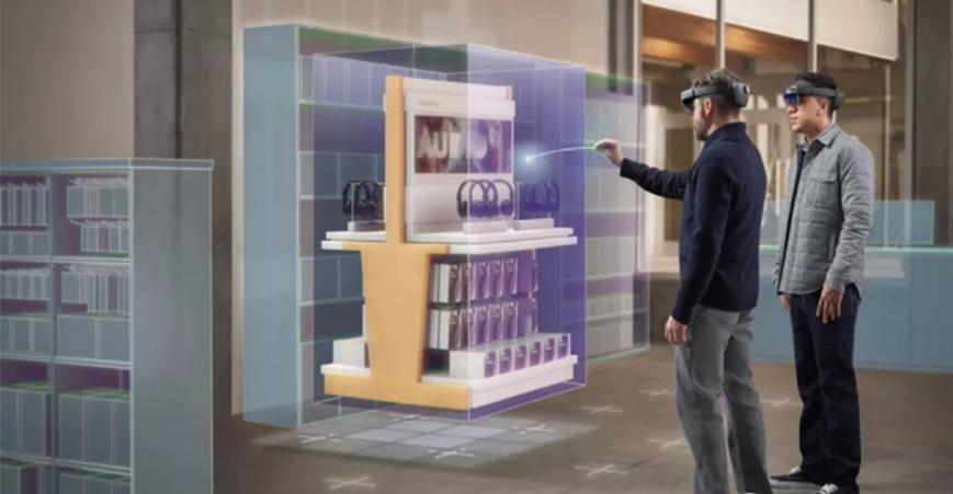微软HoloLens 2中Dynamics 365平台介绍
