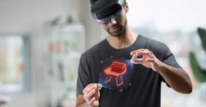 HoloLens输入方式