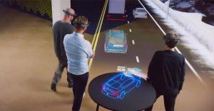 HoloLens FOV的体验优化