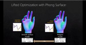 解决HoloLens 2手部追踪模型拟合