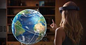 使用 HoloLens 映射物理空间