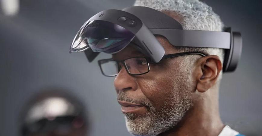 更新 HoloLens